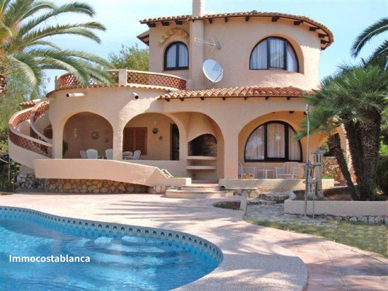 Detached house in Calpe, 625,000 €, photo 1, listing 8311848