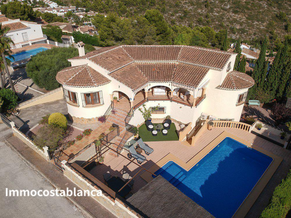 Detached house in Moraira, 575,000 €, photo 1, listing 239848