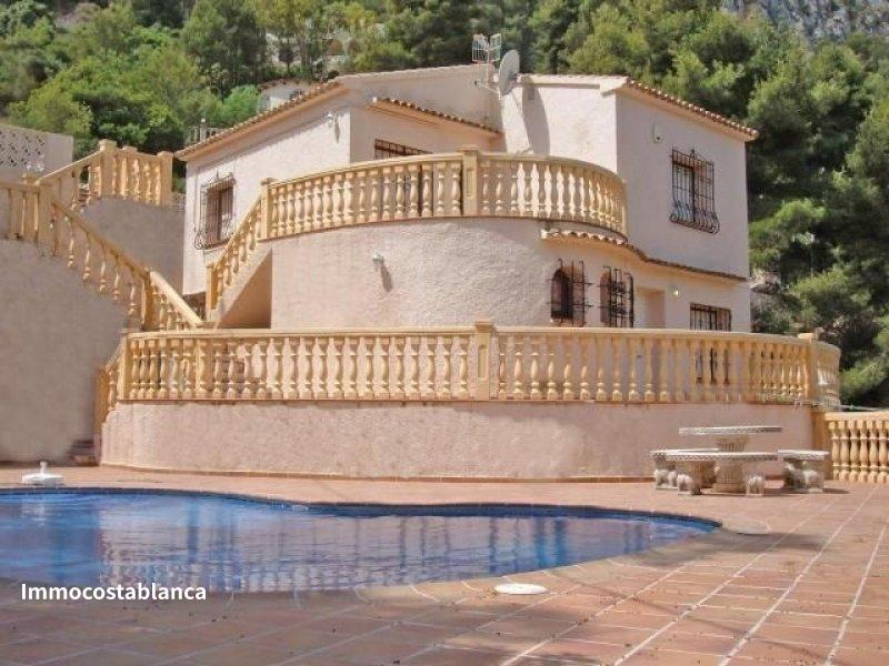 Villa in Calpe, 279,000 €, photo 1, listing 8878008