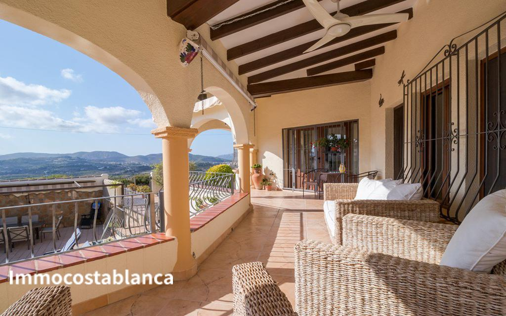 Detached house in Moraira, 575,000 €, photo 7, listing 239848