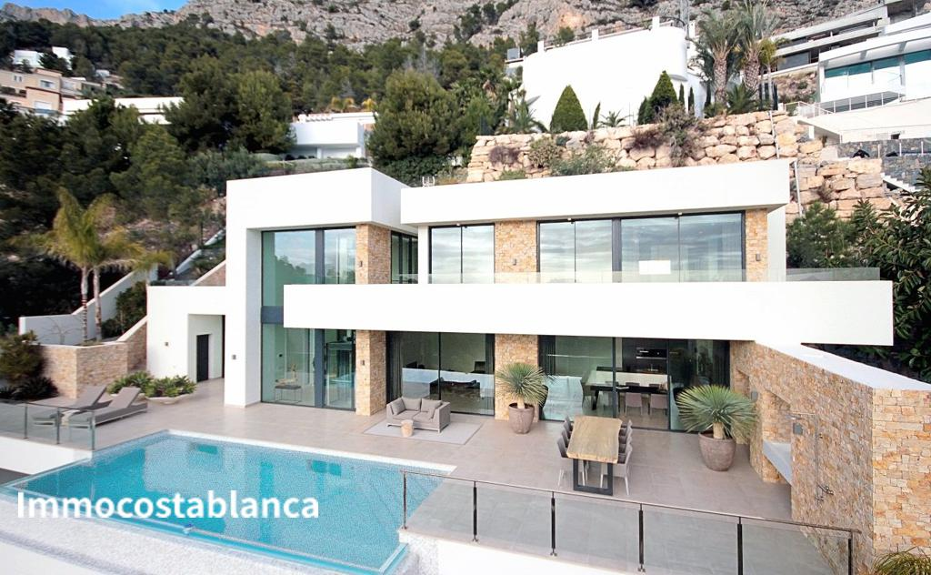 Villa in Altea, 2,275,000 €, photo 1, listing 6858248