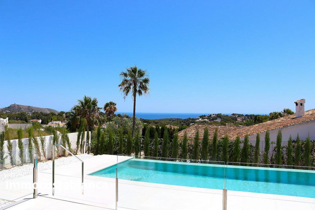 Detached house in Moraira, 1,380,000 €, photo 8, listing 1039848