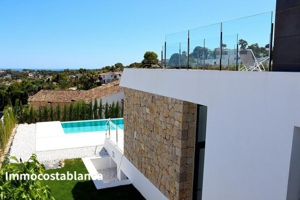 Detached house in Moraira, 1,380,000 €, photo 6, listing 1039848