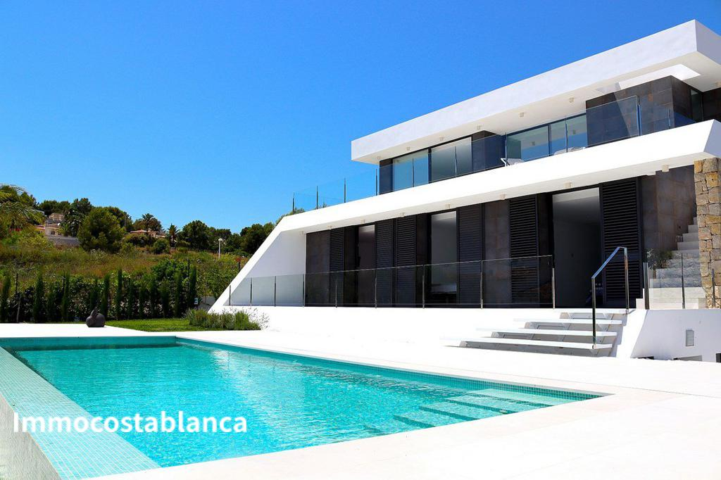 Detached house in Moraira, 1,380,000 €, photo 3, listing 1039848