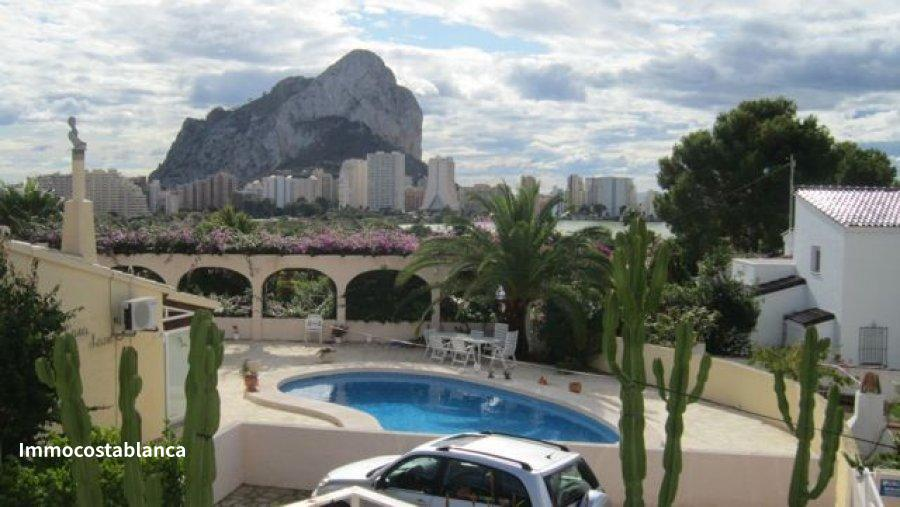 Villa in Calpe, 379,000 €, photo 1, listing 6047688