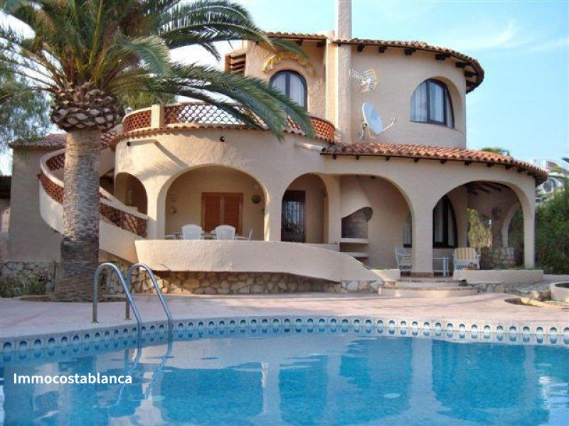 Detached house in Calpe, 625,000 €, photo 2, listing 8311848